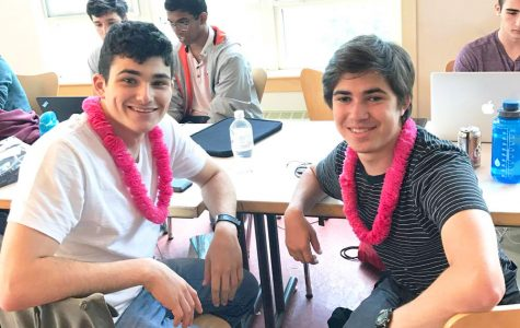 Class presidents organize senior spirit week to celebrate last week of high school