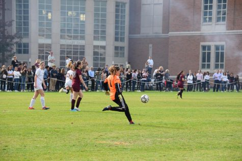Girls Varsity Soccer reaches NYSAIS semi-finals for second year in a row