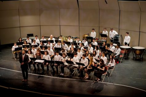 Spring MD/UD Concert provides space for music and reflection