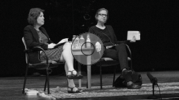Flash fiction writer and translator Lydia Davis visits school