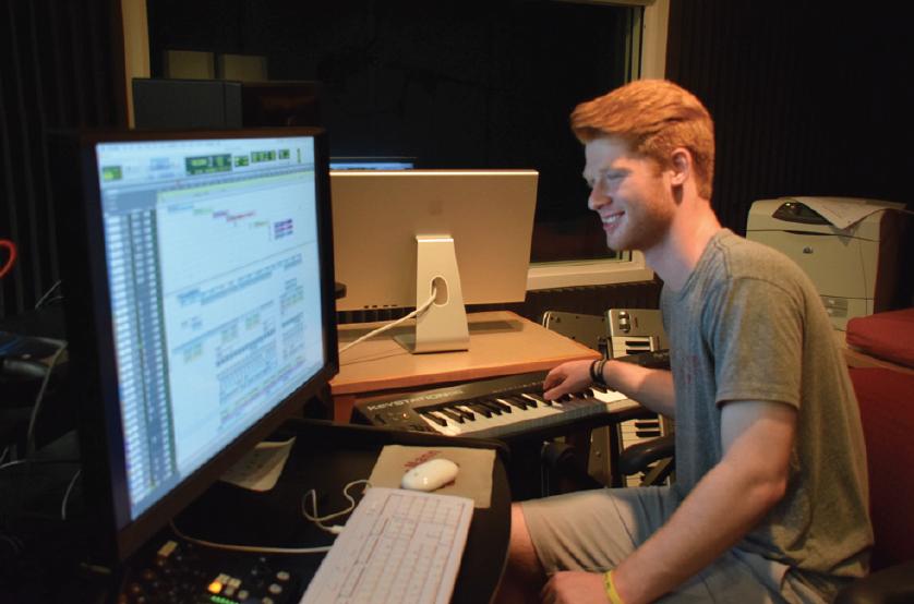 Ethan Matt: Inside the Studio