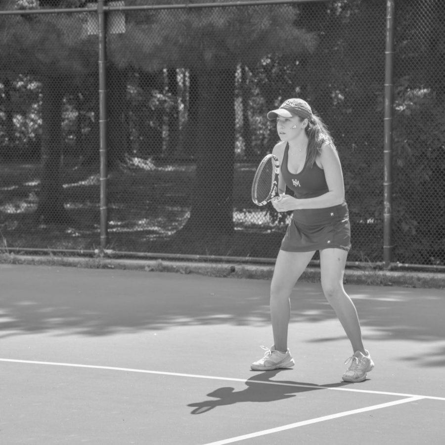 Still on the courts: girls varsity tennis' post-season