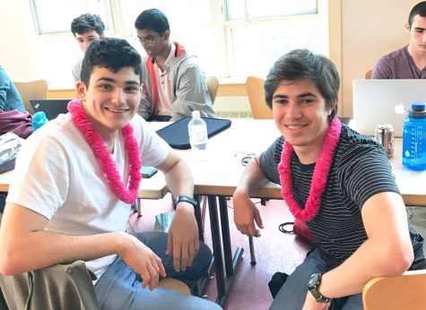 Class presidents organize senior spirit week to celebrate last week of high school