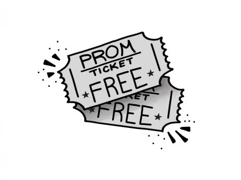 Prom tickets free for students