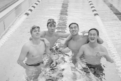 Physical Education Department makes new waves in the pool