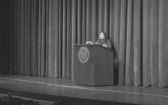 Renowned poet Brenda Shaughnessy visits school