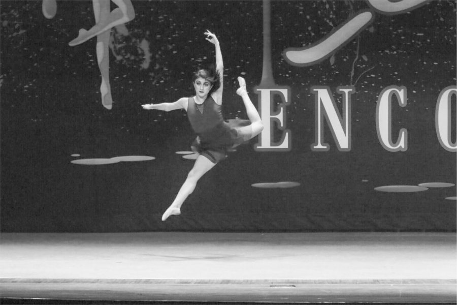 A day in the life of a student dancer