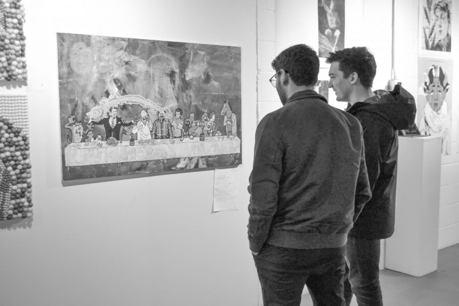Teen Art Gallery opens ninth annual gallery