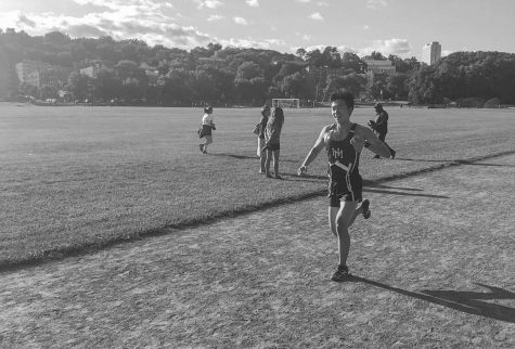 Faster, better, Stronger: Cross country looks to improve