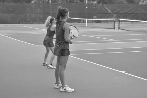 Girls JV Tennis roars to undefeated start