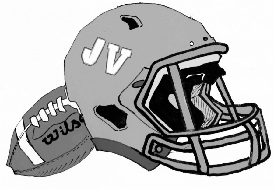 JV+football+finishes+season+2-1-1