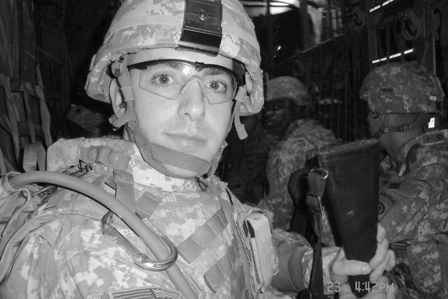 Military law runs in the Feldmeier family
