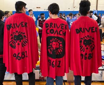 FTC teams win prizes at Dewey Qualifier, including first place