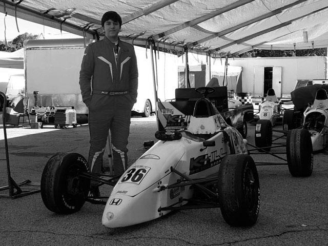 Unconventional sports: Mayzar Azmi, racecar driving