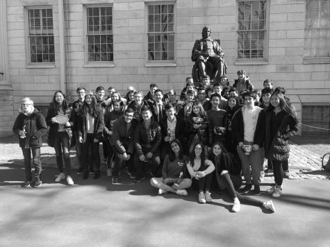 Debate and MUN participate in national tournaments