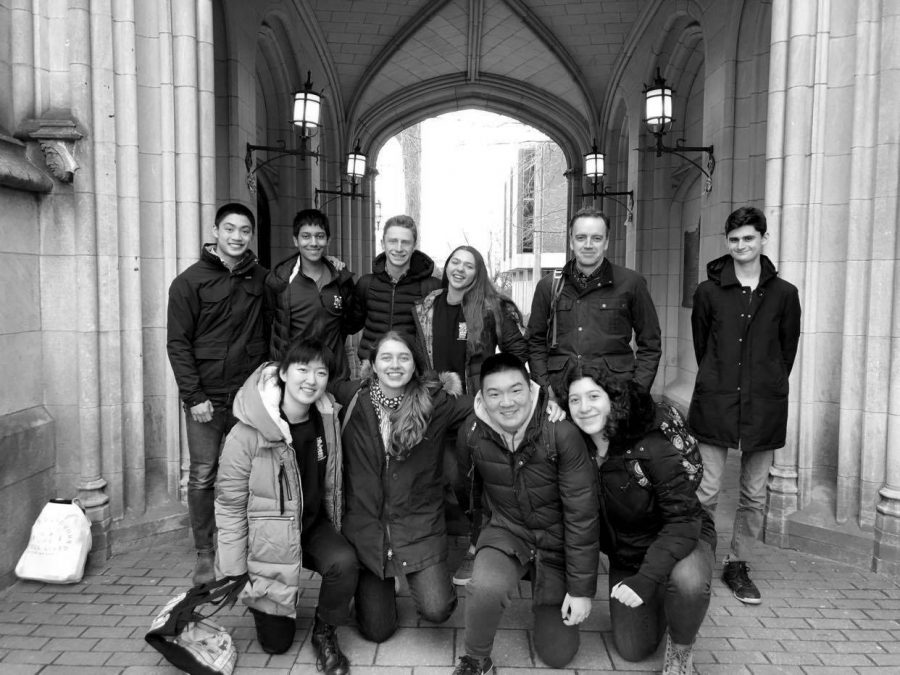 Classics Society reaches semis at Princeton Certamen
