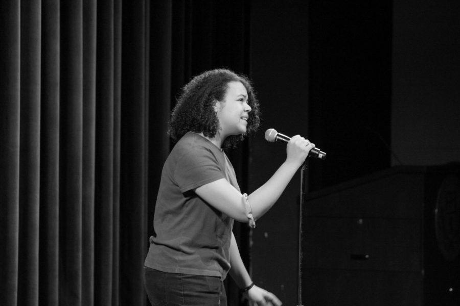 Student talent showcase