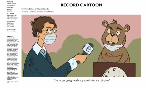 Coronavirus Cartoon