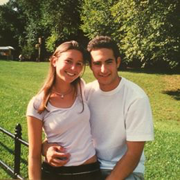 High school sweethearts: David and Jamie Chesner