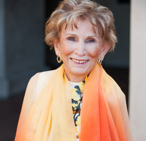 Guest speaker Dr. Edith Eger reflects on Auschwitz in Zoom discussion