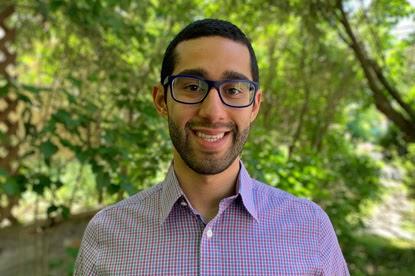 Welcome new UD math teacher: Dr. Juan Auli