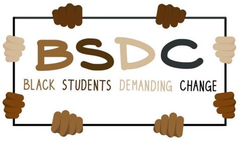 Black students demand change at HM