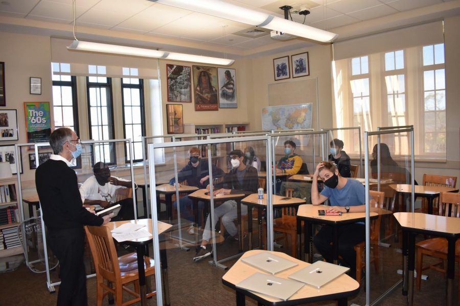 Election prompts teachers to change class plans