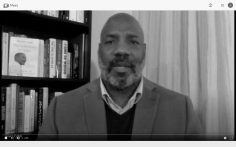 Third installment of History Speaker Series: Professor Jelani Cobb on voter suppression