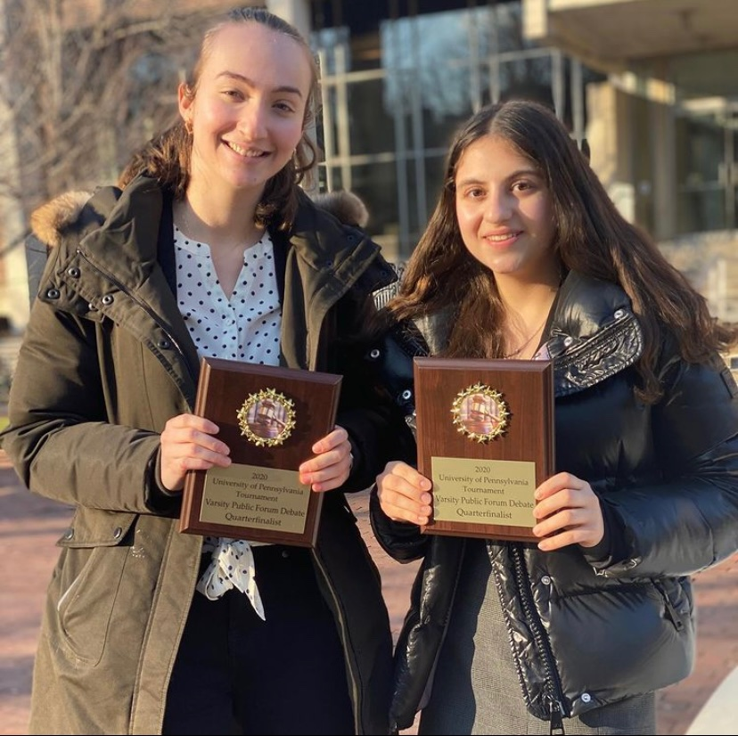 Shi (12), Snyder (12), Granmayeh (12) host Gender in Debate Conference
