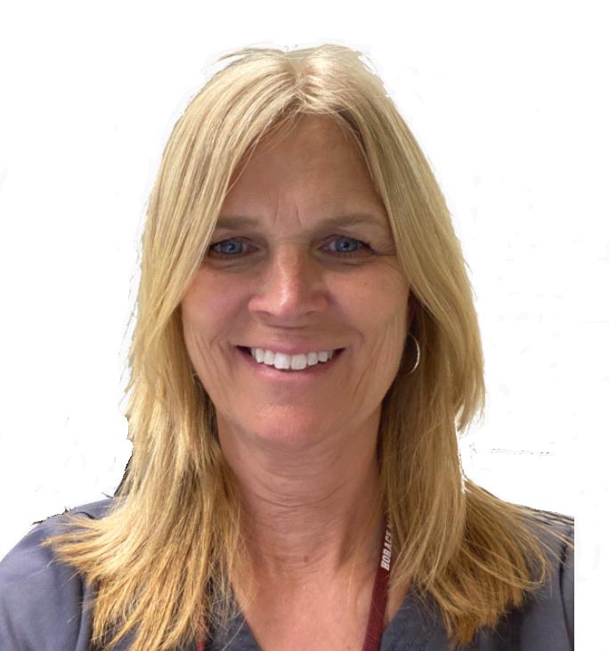 Meet our nurses: Nancy Jensen