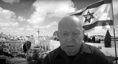 Never forget: Sami Steigmann presents on anti-semitism