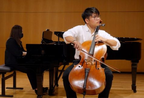 Alex Oh (12) to audition for Yale Symphony Orchestra