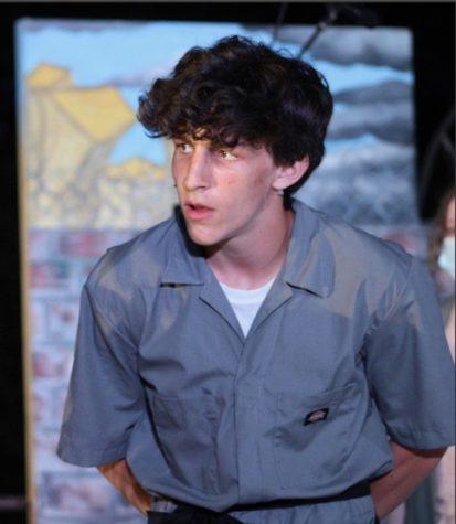 Jacob Schorsch (12) to study acting at Davidson