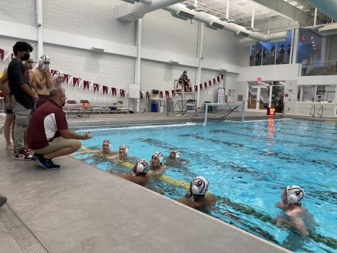 Varsity Water Polo wins first two games