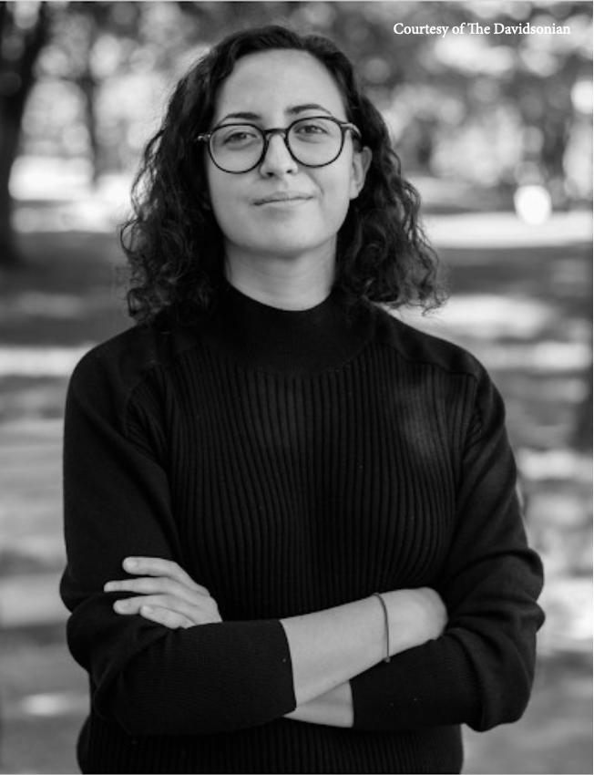 Krutkovich studies Jewish identity at Davidson and Oxford