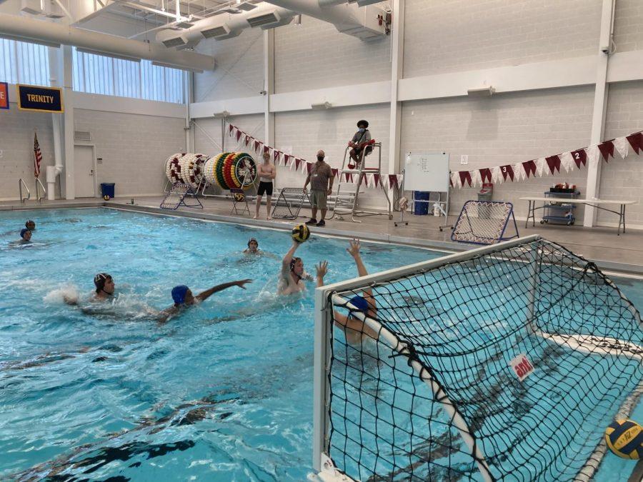 Preseason: Students practice fall sports during preseason
